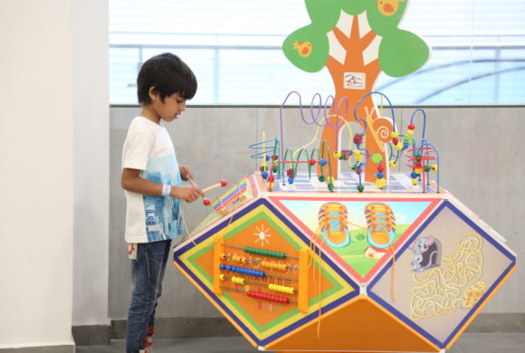 Indoor walking games for children