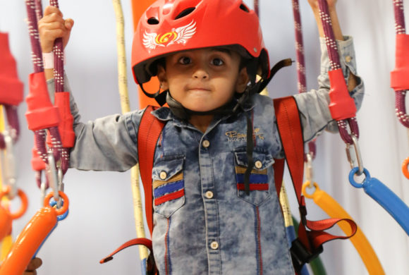 Indore play area for children in Abids