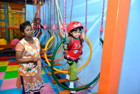Play rooms for children in Abids