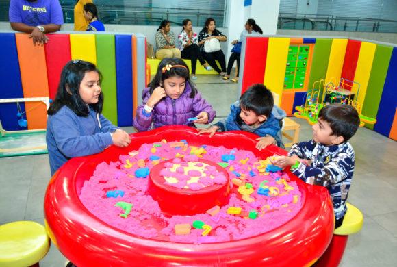 Indoor games for 2-8 year kids