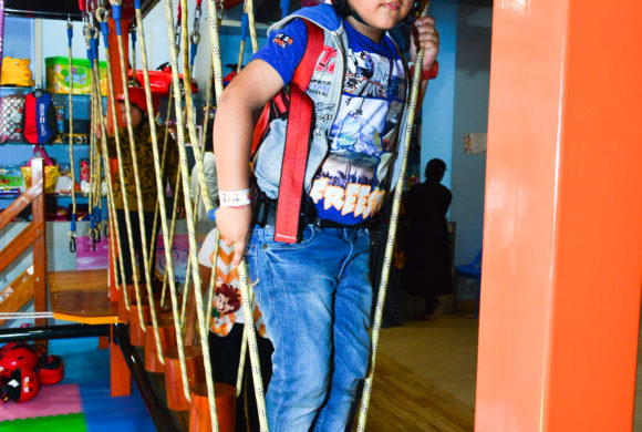 Indore play area for kids in Abids