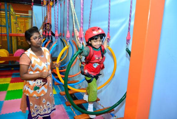 Children play centers