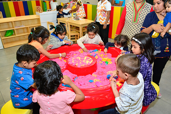 Indoor play zones for kids in Hyderabad